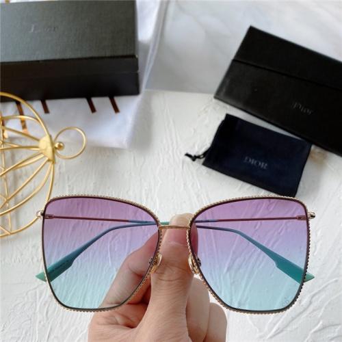 Christian Dior AAA Quality Sunglasses #774127
