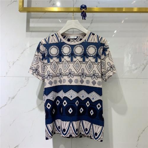 Christian Dior T-Shirts Short Sleeved O-Neck For Men #774223
