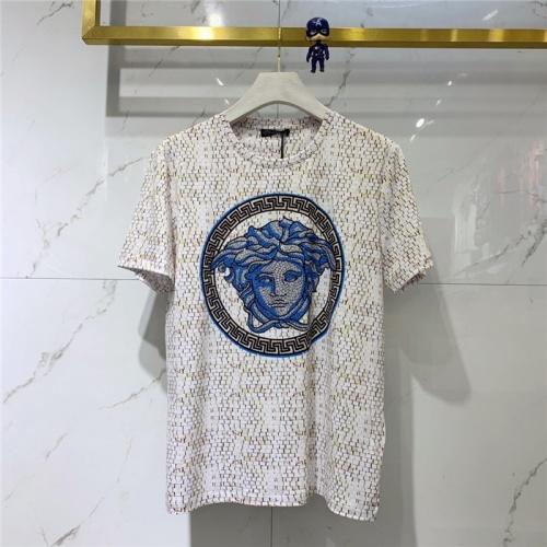 Versace T-Shirts Short Sleeved O-Neck For Men #774230