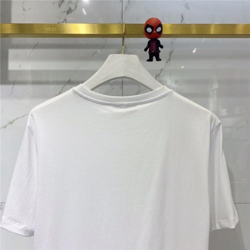 Replica Balenciaga T-Shirts Short Sleeved O-Neck For Men #774256 $39.77 USD for Wholesale