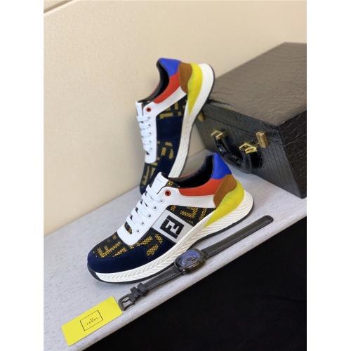 Fendi Casual Shoes For Men #774323