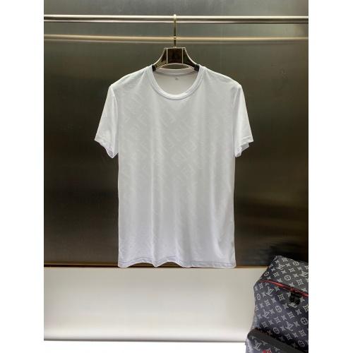 Fendi T-Shirts Short Sleeved O-Neck For Men #774371