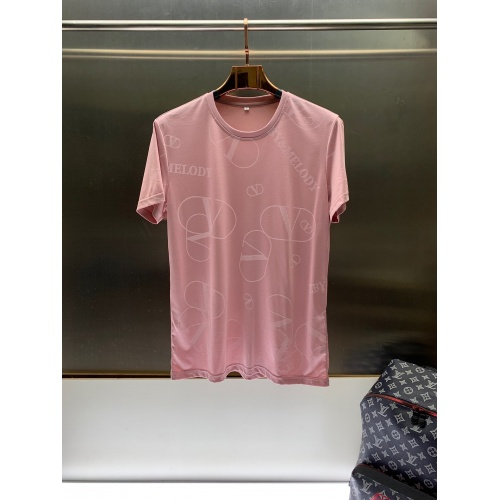 Valentino T-Shirts Short Sleeved O-Neck For Men #774377