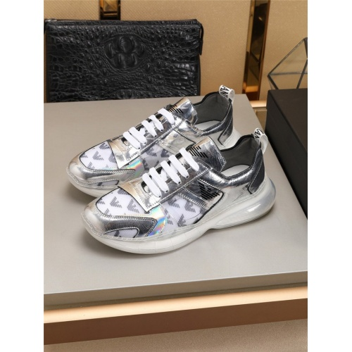 Armani Casual Shoes For Men #774381