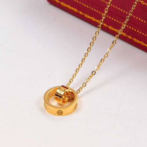 Cartier Necklaces #774421 $37.83, Wholesale Replica Cartier Necklaces