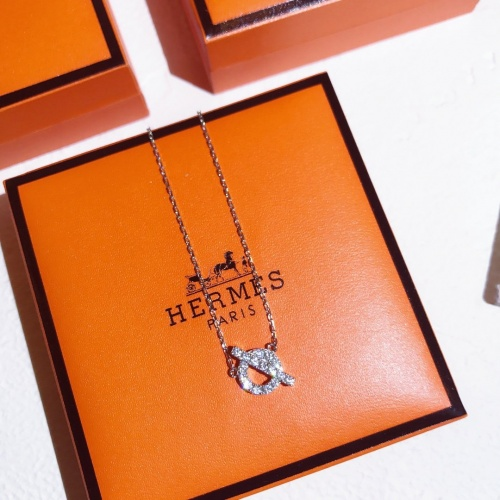 Hermes Necklace #774497