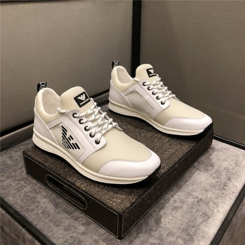 Armani Casual Shoes For Men #774667