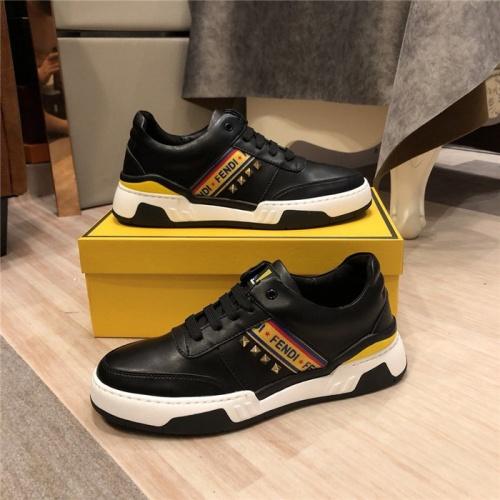 Fendi Casual Shoes For Men #774674