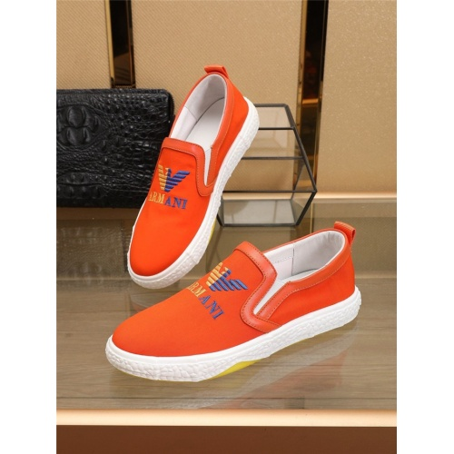 Armani Casual Shoes For Men #774698