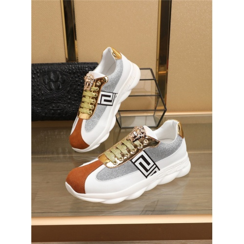 Versace Casual Shoes For Men #774718