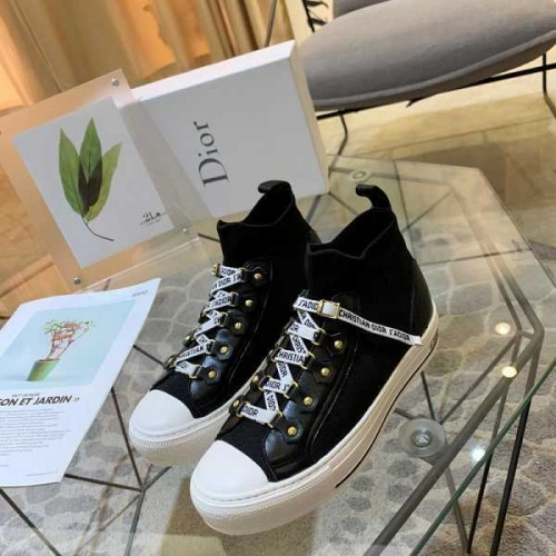 Christian Dior High Tops Shoes For Women #774886