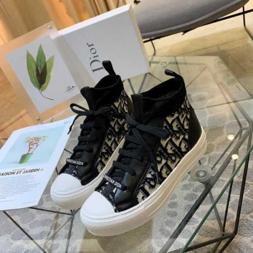 Christian Dior High Tops Shoes For Women #774888