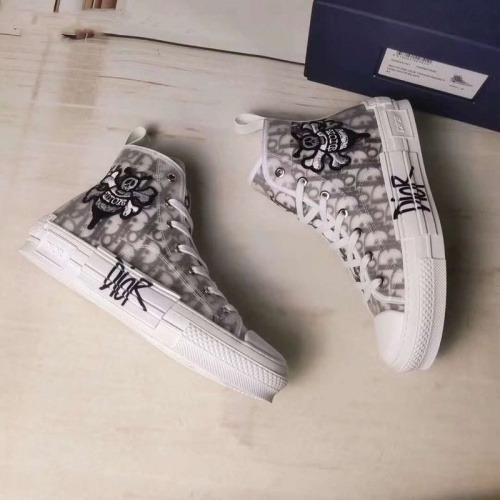 Christian Dior High Tops Shoes For Women #774924