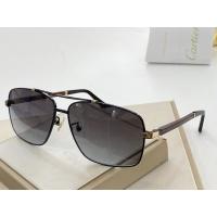 Cartier AAA Quality Sunglasses #764832