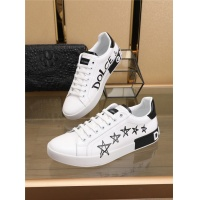 Dolce & Gabbana D&G Casual Shoes For Men #767131