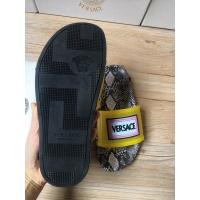 $43.65 USD Versace Slippers For Men #767506