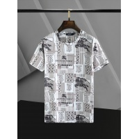 $23.28 USD Burberry T-Shirts Short Sleeved O-Neck For Men #768700