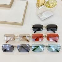 $47.53 USD Cartier AAA Quality Sunglasses #771054