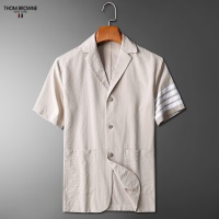 $77.60 USD Thom Browne TB Tracksuits Short Sleeved Polo For Men #771394