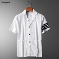 $77.60 USD Thom Browne TB Tracksuits Short Sleeved Polo For Men #771395