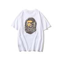 $26.19 USD Bape T-Shirts Short Sleeved O-Neck For Men #772012