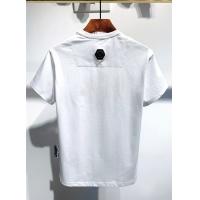 $27.16 USD Philipp Plein PP T-Shirts Short Sleeved O-Neck For Men #773988