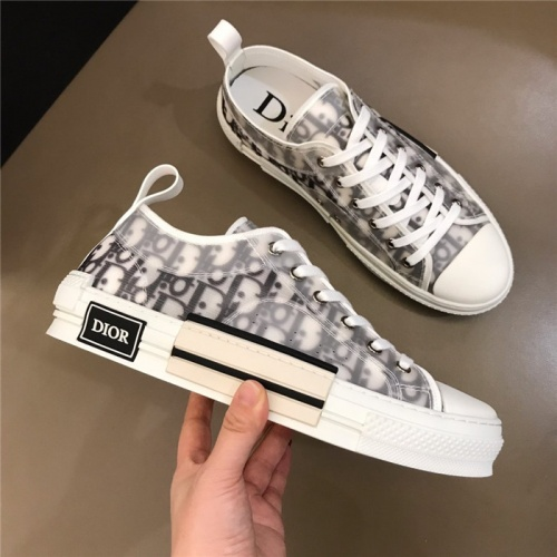 Christian Dior Casual Shoes For Men #775021 $73.72 USD, Wholesale Replica Christian Dior Shoes