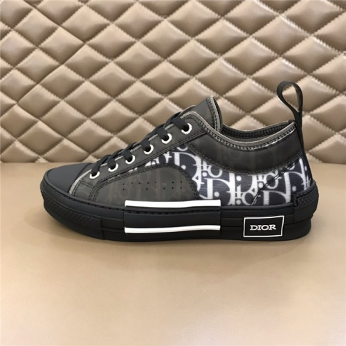 Replica Christian Dior Casual Shoes For Men #775023 $73.72 USD for Wholesale