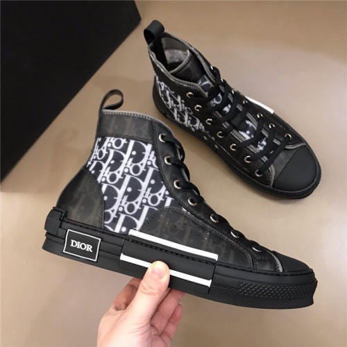 Christian Dior High Tops Shoes For Men #775038