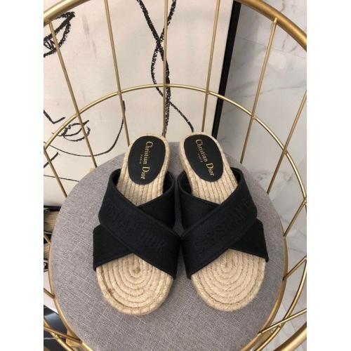 Christian Dior Slippers For Women #775044