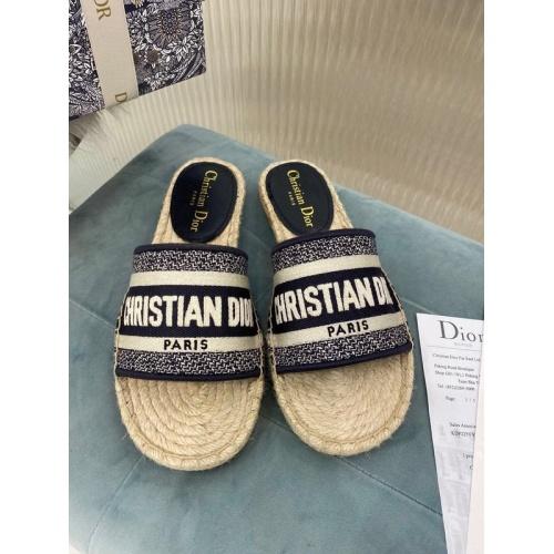 Christian Dior Slippers For Women #775052