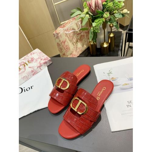Christian Dior Slippers For Women #775058