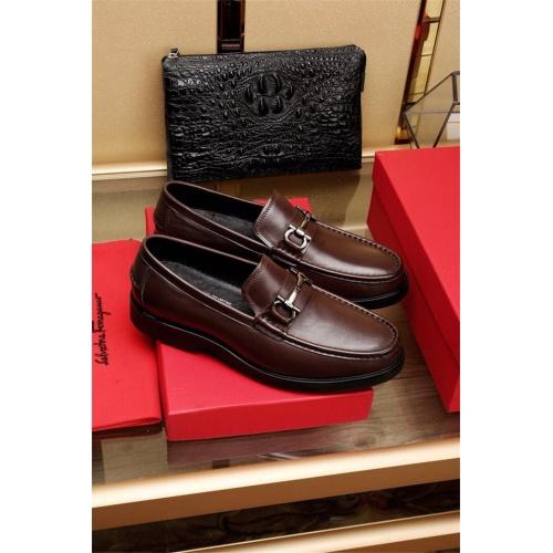Ferragamo Salvatore FS Casual Shoes For Men #775114