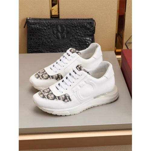 Ferragamo Salvatore FS Casual Shoes For Men #775183