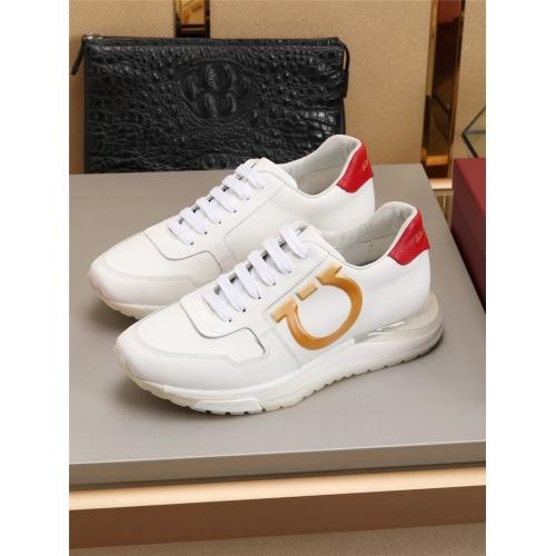 Ferragamo Salvatore FS Casual Shoes For Men #775191