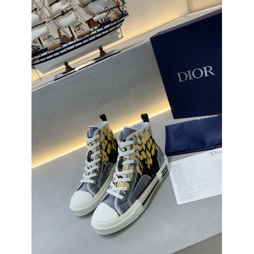 Christian Dior High Tops Shoes For Women #775201