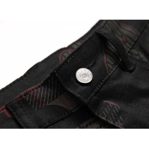 Replica Burberry Jeans Trousers For Men #775209 $46.56 USD for Wholesale