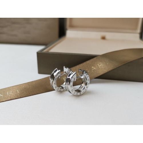 Bvlgari Earrings #775247 $26.19, Wholesale Replica Bvlgari Earrings