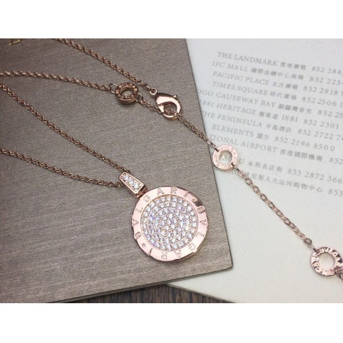 Bvlgari Necklaces #775373