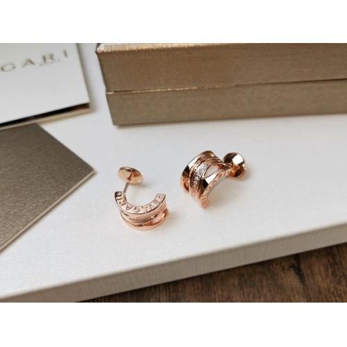 Bvlgari Earrings #775379 $26.19, Wholesale Replica Bvlgari Earrings
