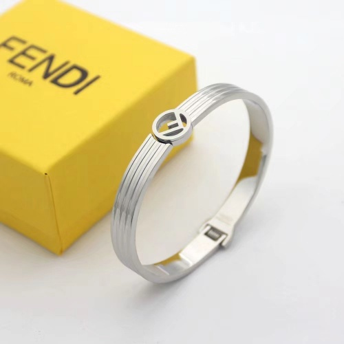 Fendi Bracelet #775402 $36.86 USD, Wholesale Replica Fendi Bracelet