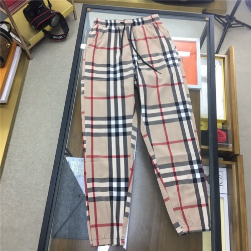 Burberry Pants Trousers For Men #775410