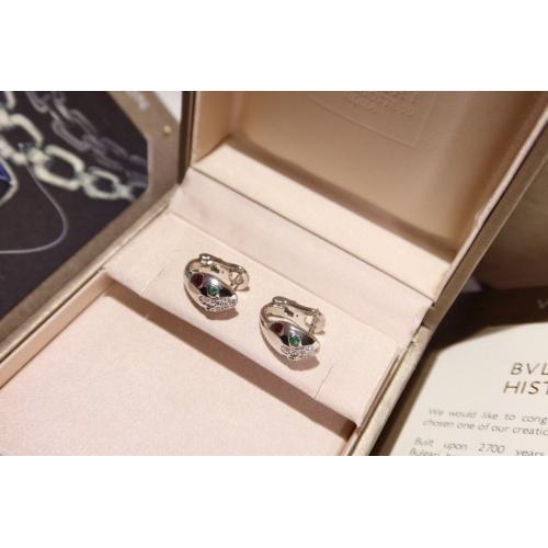Bvlgari Earrings #775513 $38.80, Wholesale Replica Bvlgari Earrings