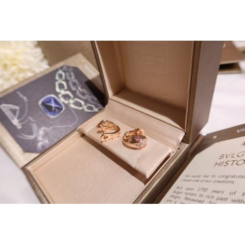 Bvlgari Earrings #775514 $38.80, Wholesale Replica Bvlgari Earrings