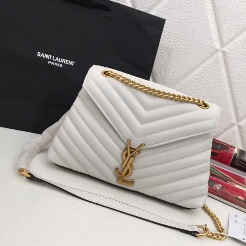 Yves Saint Laurent YSL AAA Quality Shoulder Bags #775554