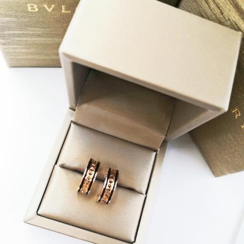 Bvlgari Earrings #775639 $36.86, Wholesale Replica Bvlgari Earrings
