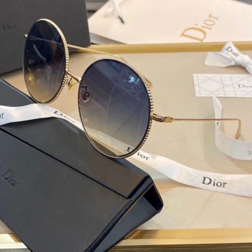 Christian Dior AAA Quality Sunglasses #775651