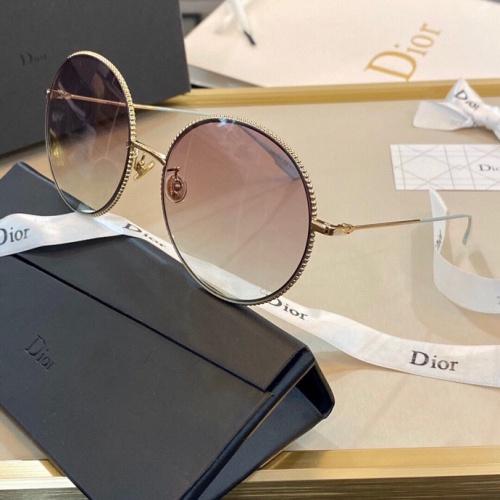 Christian Dior AAA Quality Sunglasses #775653