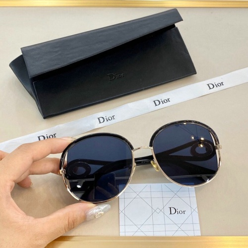 Christian Dior AAA Quality Sunglasses #775656