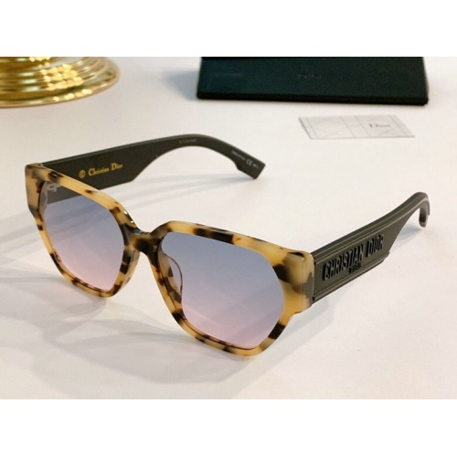 Christian Dior AAA Quality Sunglasses #775661